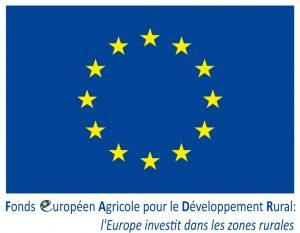 drapeau européen feader