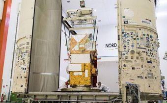 Lancement réussi du satellite Sentinel 2B