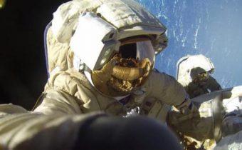 Nouvelle sortie record pour l'ISS
