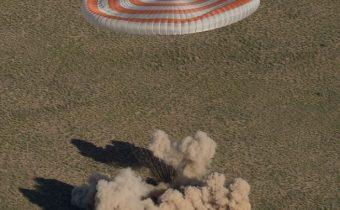 Fin de l'Expédition 55 dans l'ISS