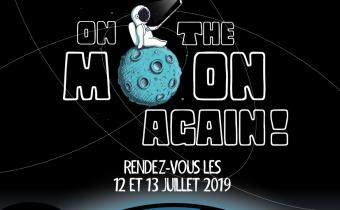 Observation de la lune 12 juillet