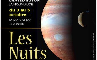Nuits étoilées d'Auvergne 2019