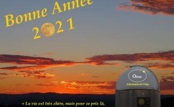Tous nos vœux pour 2021